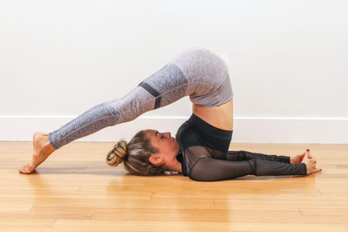 50 Brilliant Yoga Moves To Tighten And Tone Your Body – Whole Green ...
