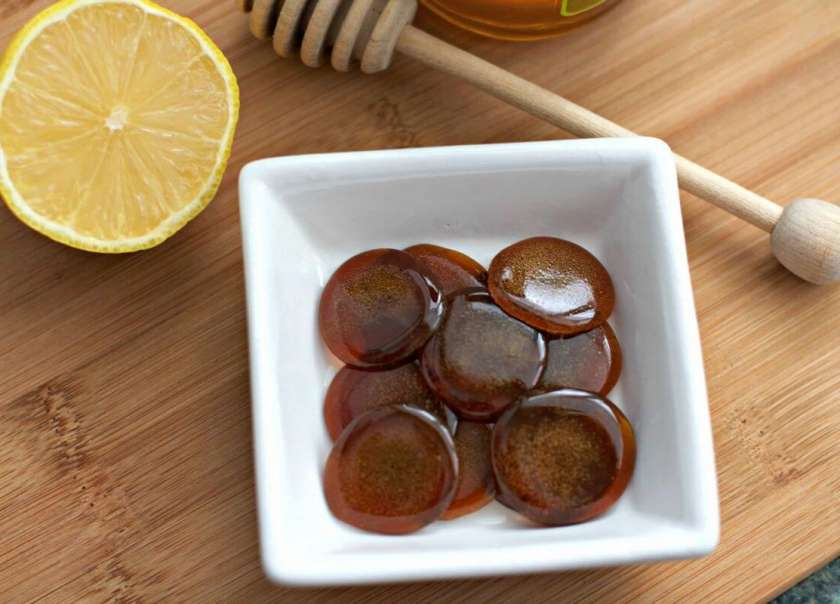 3 Simple Homemade Sore Throat Drops For Cold And Cough